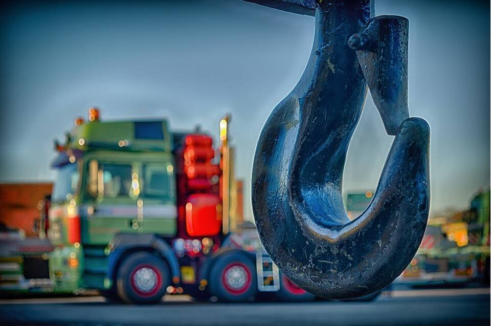 Leasing dla transportu ciężkiego